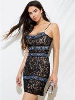 GUESS Binidi Embellished Dress
