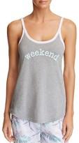 Honeydew Weekend Beachin' Lounge Tank