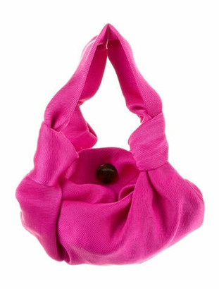 The Row Small Ascot Bag w/ Tags Purple