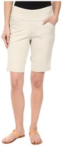 Jag Jeans Petite Petite Ainsley Pull-On Classic Fit Bermuda Bay Twill
