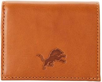 Dooney & Bourke NFL Lions Credit Card Holder