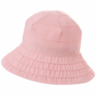 Comhats Womens UPF 50 Sun Hat Foldable Bucket Hats UV Protection Wide Brim Safari Fishing Hiking Gardening Hat with Chin Strap Beige