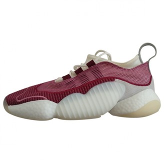 adidas Pink Cloth Trainers