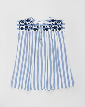 Cotton On Penny Short Sleeve Dress - Kids-Teens