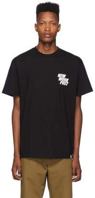 Carhartt Work In Progress Black Post T-Shirt