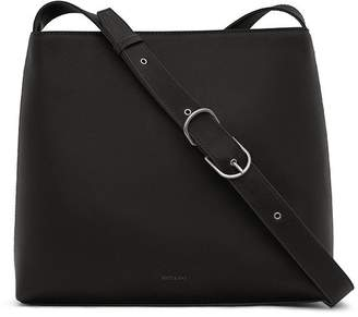 Matt & Nat Minty Messenger Bag - Black