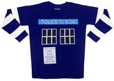 Doctor Who Junior's TARDIS Sweater