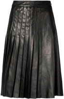 Carolina Herrera pleated midi skirt