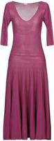 Malo 3/4 length dresses