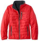 L.L. Bean Boys' Mountain Bound Reversible Jacket