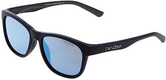 Tifosi Optics Swank (Satin Black) Athletic Performance Sport Sunglasses