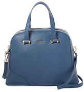 Furla Michelle Medium Leather Dome Satchel