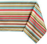 DESIGN IMPORTS Design Imports Stripe Umbrella Tablecloth