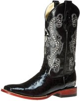 Ferrini Men's Print Gator Western Boot