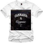 E1syndicate T-Shirt Dope Ganja Weed Bong Supreme A23 Hype Last Kings Dc S-Xl