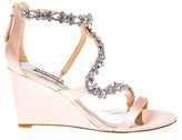 Badgley Mischka Bennet Wedge Sandal.