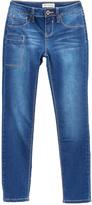 YMI Jeanswear Medium Wash Super-Soft iPant Skinny Jeans - Girls