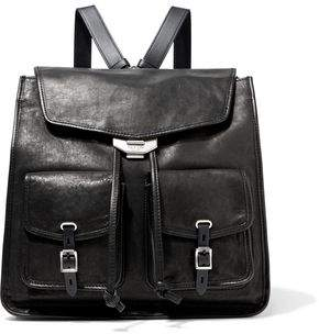 Rag & Bone Field Textured-leather Backpack