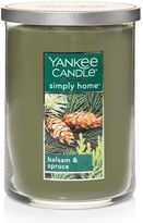 Yankee Candle simply home Balsam & Spruce 19-oz. Jar Candle