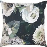 Wallace Cotton Amarante Square Cushion & Inner