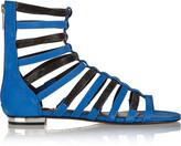 Schutz Embellished leather sandals