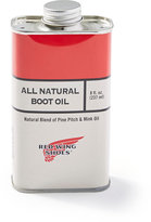 Frank + Oak Red Wing Heritage All Natural Boot Oil