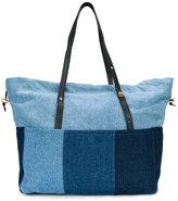 Chloé Kids patchwork shoulder bag