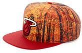 Mitchell & Ness Heat Forest Camo Snapback