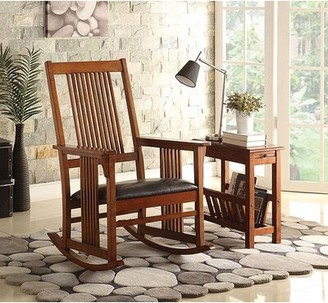 Canora Grey Wooster Rocking Chair