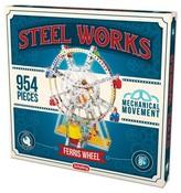 Steel Works Metal Ferris Wheel Construction Set