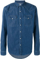 Edwin denim shirt - men - Cotton - S
