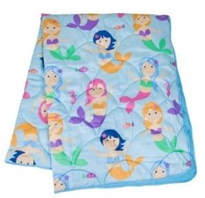 Wildkin Wildkin's Mermaids 7 Pc Bed in a Bag - Full Bedding