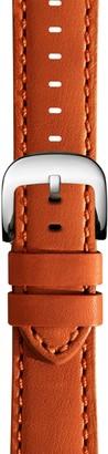 Shinola Women's Interchangeable Leather Watch Strap, 18mm