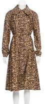Tracy Reese Wool & Silk Long Coat