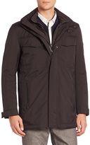 Strellson Men's Travel Luk 3-in-1 Waterproof Jacket
