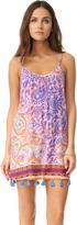 Bindya Paisley Cover Up Dress