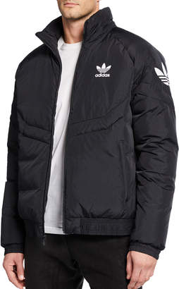 adidas Men's Down Puffer Jacket