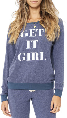 Sol Angeles Get It Pullover Sweatshirt