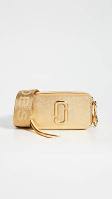 Marc Jacobs The Snapshot DTM Metallic Camera Bag