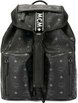 MCM all-over print backpack