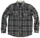 O'Neill 'Glacier' Woven Plaid Shirt (Big Boys)