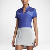 Nike Zonal Cooling Swing Knit Women's Golf Polo