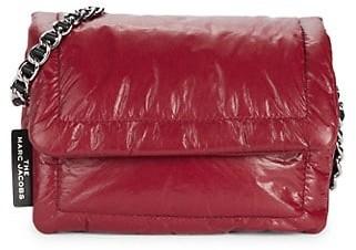 Marc Jacobs Mini Leather Pillow Bag