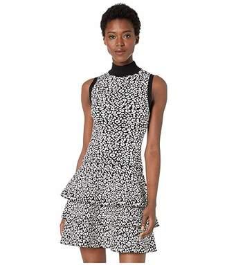 MICHAEL Michael Kors Flat Cat Ruffle Dress