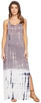 Culture Phit Erryka Spaghetti Strap Tie-Dye Dress Women's Dress