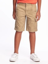 Old Navy Classic Ripstop Cargo Shorts for Boys