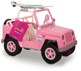 Our Generation Doll's Off Roader 4x4