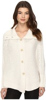 UGG Maribeth Button Front Cape