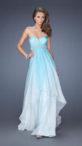 La Femme Prom Dress 20005