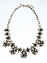 Banana Republic Silver Sapphire Necklace